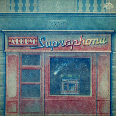 Album Supraphonu 1988